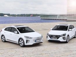 All-New IONIQ Family