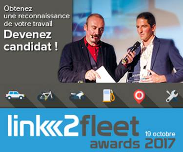 Link2fleet Awards 2017 - FR