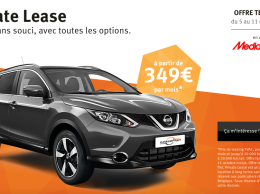 private lease Nissan