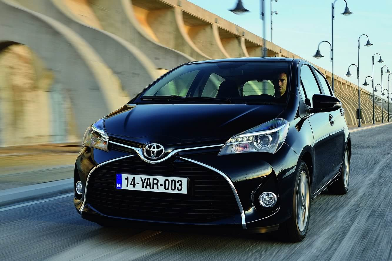 toyota yaris 1 5 vvt i hybrid le plein d 39 atouts link2fleet link2fleet. Black Bedroom Furniture Sets. Home Design Ideas